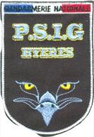 Gendarmerie - PSIG - HYERES - Police