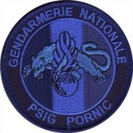 Gendarmerie - PSIG - PORNIC Bv Bleu - Police