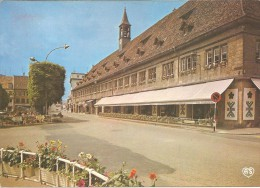 Les Halles De Montbéliard (25) - - Montbéliard