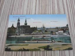 Dresden. Altstadt. Germany - Dresden