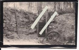 Vosges Alsace Lingekopf Linge Grande Galerie Du Linge Camp Morliere WWI Ww1 14-18 1.wk 1914-1918 Poilus - Guerre, Militaire
