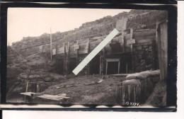 Meuse? Alsace Vosges? Abris Français  17eme Chasseur Ligne De Résistance Vue Us  WWI Ww1 14-18 1.wk 1914-1918 Poilus - War, Military