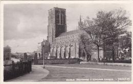 SOUTHWOLD - ST EDMUNDS CHURCH. JUDGES