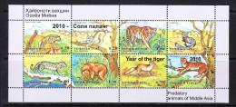 TJK-    13    TAJIKISTAN – 2005 PREDATORY ANIMALS OF  MIDDLE ASIA