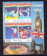 TJK-    19    TAJIKISTAN – 2012 OLYMPIC LONDON 2012