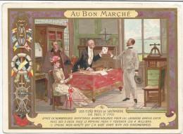 CHROMOS AU BON MARCHE - LES CINQ SOUS DE LAVAREDE N°6 - Au Bon Marché