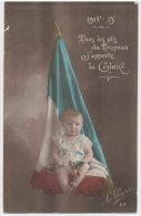 Bébé - Dans Les Plis Du Drapeau, J' Apporte La Gloire   (70715) - Patriotic