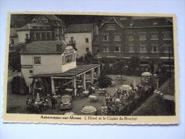ANSEREMME - L'Hôtel Et Le Chalet Du Brochet - Dinant
