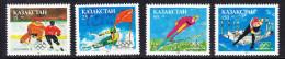 KAZ-    02    KAZAKHSTAN – 1993 WINTER OLYMPIC GAMES LILLEHAMMER 94