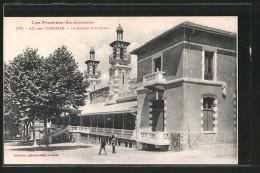 CPA Ax-les-Thermes, Le Casino Municipal - Ax Les Thermes
