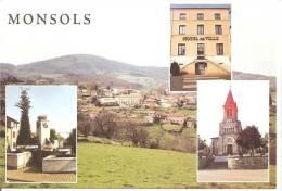 MONSOLS - France