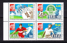 KGZ-    07    KYRGYSZTAN – 2004 FIFA 100TH