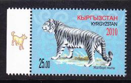 KGZ-    33    KYRGYSZTAN – 2010 TIGR
