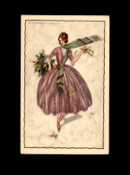 ILLUSTRATEURS - TRES JOLIE CARTE Illustrée Par Corbella - Corbella, T.