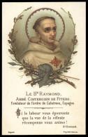 "San Raimondo Di Fitero - (Editore Francese: Duret Sanguinetti - Fine Ottocento) - ""Riproduzione"" - Images Religieuses"