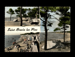 44 - SAINT-BREVIN-LES-PINS - Multi Vues - Caravane - Saint-Brevin-les-Pins