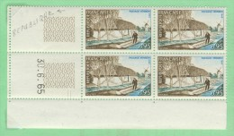 CD    N° 1439         Paysage Vendéen - Dated Corners