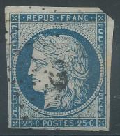 Lot N°25783    N°4, Oblit A Déchiffrer - 1849-1850 Ceres
