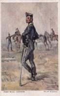 Armée Belge - Lancier - 1917 - Uniformen