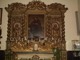 Altare Di S.FRANCESCO Assisi /RELIQUIE Dei SANTI MARTIRI /Cappella MARIA Degl.ANGELI/Chiesa S.CRISTINA-TORINO Fotografia - Religion & Esotericism