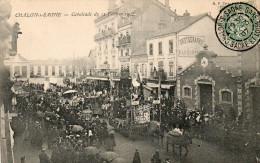 71 CHALON SUR SAONE - Cavalcade Du 12 Février 1907 - Chalon Sur Saone