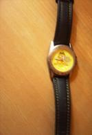 MONTRE    BRACELET    GARFIELD  TBE - Jewels & Clocks
