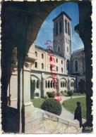 81 - DOURGNE - ABBAYE SAINT BENOIT D' EN CALCAT - VUE INTERIEURE   LE CLOITRE - Dourgne
