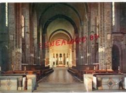 81 - DOURGNE -  ABBAYE D' ENCACALT - EGLISE ABBATIALE - Dourgne