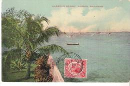 CPA. .BAHAMAS  . HARBOUR SCENES ..TBE..1915..  SCAN - Bahamas