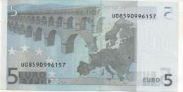 5€  France L023H1 Trichet Non Circulé - 5 Euro