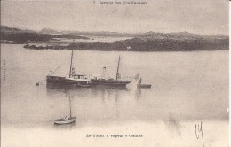 Ile Chausey - Ondine - Granville