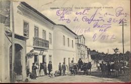 CP Macedonie - Macédoine - Verria -  La Gare - L'ambulance - Station - Macédoine