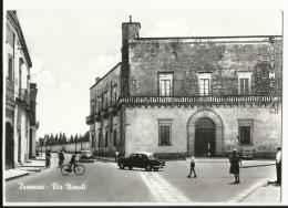 TREPUZZI - Via Navali - 1955 (Puglia - Lecce) - Lecce