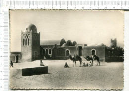 "SAHARA  -   Un ""  BORDJ ""  Dans Le  Désert - Sahara Occidental"