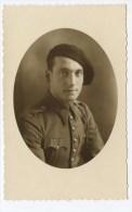 Photo D'un Soldat Du 173°RI De Corse - 1939-45