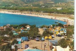 CPSM - - - Isola D' Elba -Marina Di Campo -Camping - Auto Citroen - - Livorno