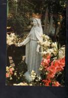J88 San Damiano di San Giorgio ( Piacenza ) Madonna delle Rose - Vierge des Rose, virgin - ed. Tassini
