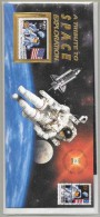 Flown Space Cover - Endeavour 30 Sept 1994 Launch -$9.95 Mint Stamp Used As Cachet - USPS Item - Briefe U. Dokumente