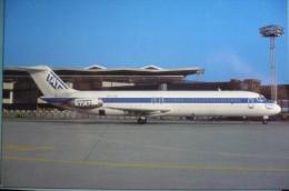 TAT    DC 9 41   OH LNF    COLLECTION VILAIN N° 390 - 1946-....: Modern Era