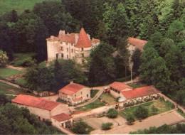 St-Dier-d'Auvergne.. Le Château Des Martinanches - France