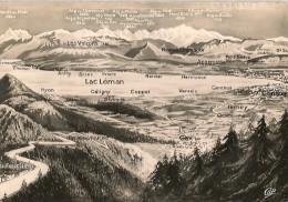 CPA-74-1950-LAC LEMAN-VUE  GENERALE En PERSPECTIVE-BE - France