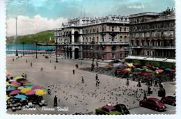 Trieste - Piazza Unità - Trieste