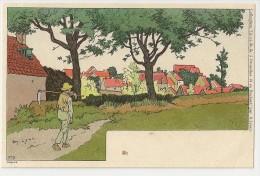 S1041 - Collection De-ci De-là à Bruxelles Et En Brabant N°2 - Lynen, Amédée-Ernest