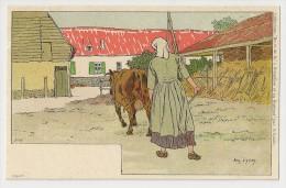 S1043 - Collection De-ci De-là à Bruxelles Et En Brabant N°6 - Lynen, Amédée-Ernest