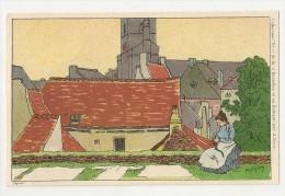 S1044 - Collection De-ci De-là à Bruxelles Et En Brabant N°3 - Lynen, Amédée-Ernest