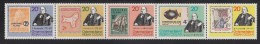 Christmas Island MNH Scott #90 Strip Of 5 Sir Rowland Hill, Christmas Island Stamps - Christmas Island