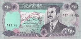 IRAK 250 DINARS 1995 UNC P 85