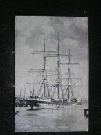 N/s - 204 /  Anvers - Un Voilier Aux Bassins / Circulé En  1907  .- - Antwerpen