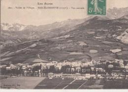04 BARCELONNETTE VALLEE DE L UBAYE - Barcelonnette