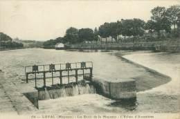 53 - LAVAL - Les Bords De La Mayence - L'Ecluse D'Avesnières - Laval